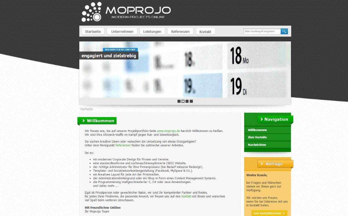 Modern Projects Online