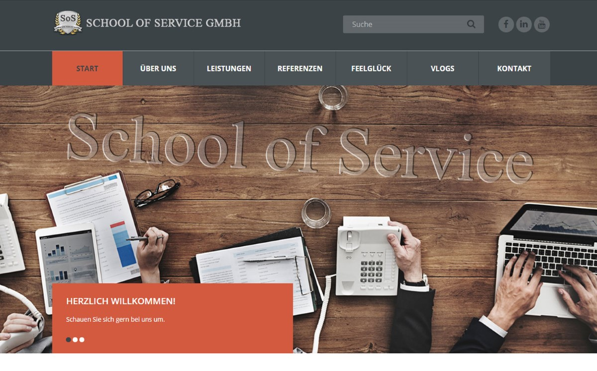 School of Service - Servicedienstleister